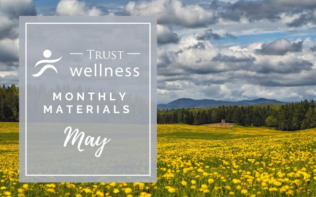 May 2021 Wellness Materials